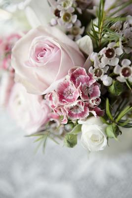Blumen Vintage Hochzeit
