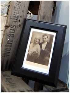 Lieschen und Ruth alte Hochzeitsfotos