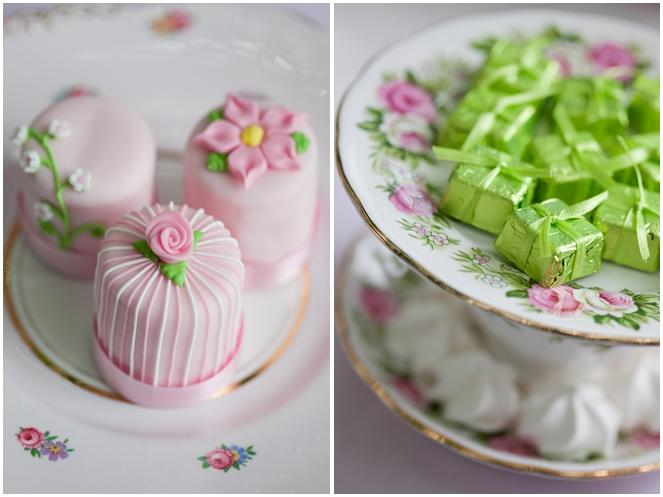 Lieschen und Ruth Vintage Sweet Table